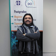 Dr. Samuel Sepúlveda Cuevas : Director Programa de Magíster y Especialización