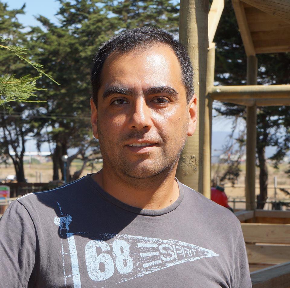 Dr. Pedro Rossel : Académico del Departamento de Ingeniería Informática UCSC Concepción